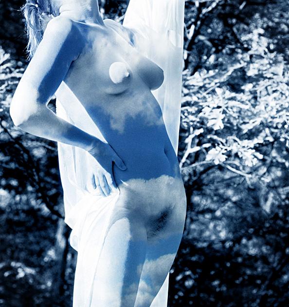 Al Calkins, Blue Sky, 2006