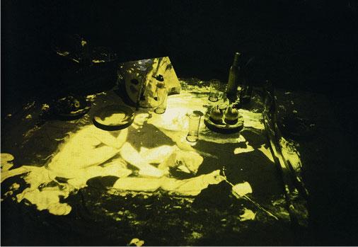 Ana Vieira, Déjeuner sur l Herbe 77, Alternativa Zero, 1977