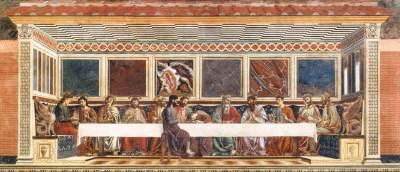 Andrea de Castagno, LUltima Cena, 1447
