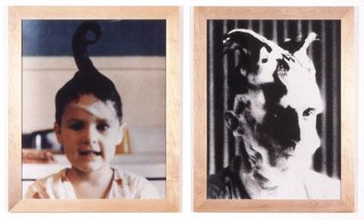 Annette Lemieux, Coincidence, 1993-1994