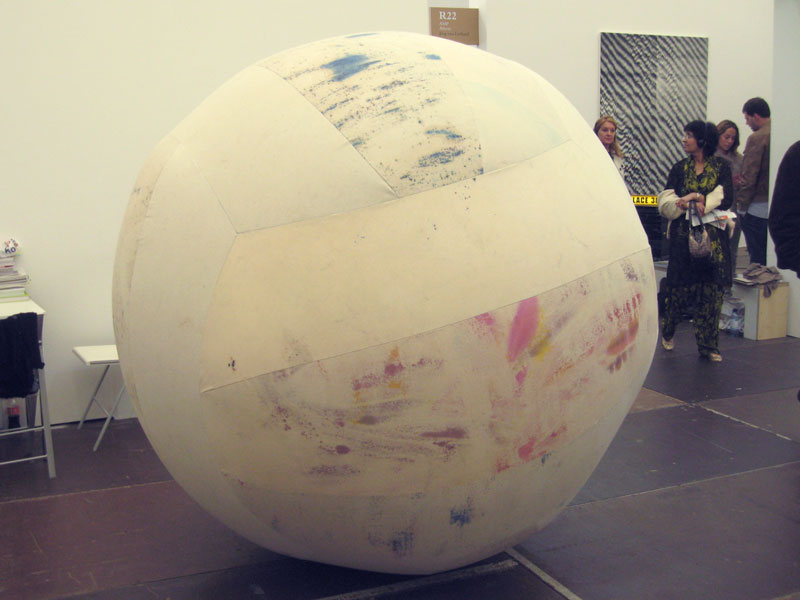 Bruno Pacheco, The Possible Ball, 2009