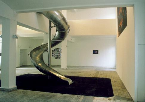 Carsten Holler,Valerio I, 1998, Kunst-Werke (Berlin)
