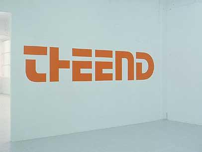 Christian Robert-Tissot, The end, 2000