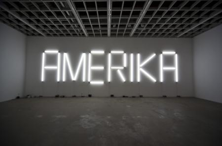 Claire Fontaine, Amerika, 2009