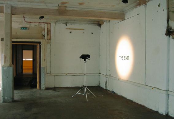 Daniel Gustav Cramer, Untitled (the End), 2002