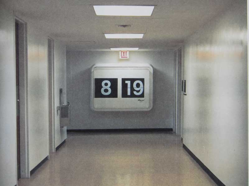Darren Almond, A Bigger Clock, 1997