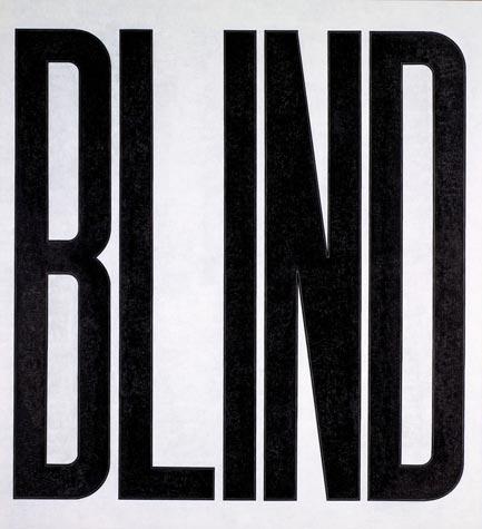 David Austen, Blind, 2004