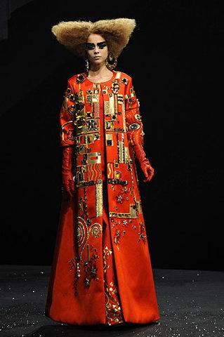 Dior Haute Couture, 2008 (spring-summer)
