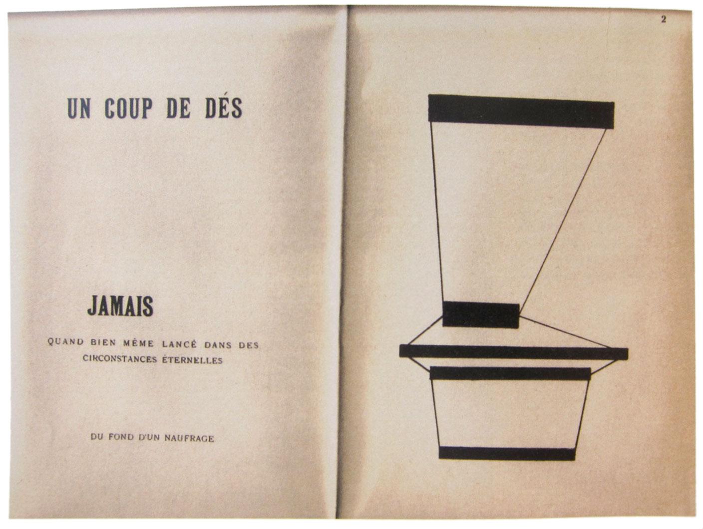 Ernest Fraenkel, Les dessins trans-conscient de Stéphane Mallarmé, 1960 (Nizet, Paris)