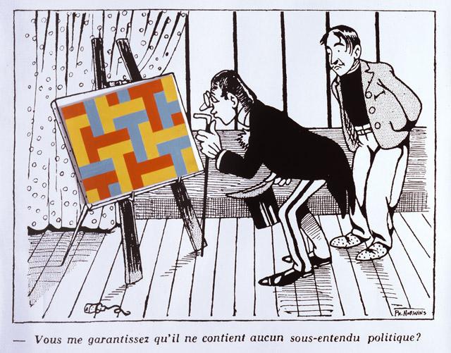 Ernest T, Vous me garantissez quil ne contient aucun sous-entendu politique, 1990