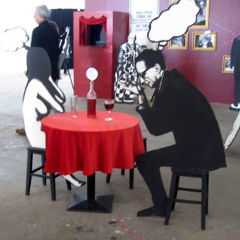Etcétera..., Errorist Kabaret, 2009