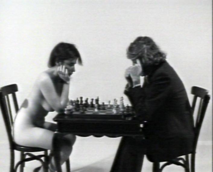 Eugeni Bonet, Duchamp (retard en vídeo), 1986-1987