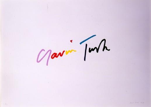Gavin Turk, Knob, 1997
