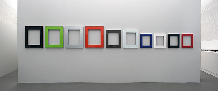 Gerold Miller, hard:edge, 2002