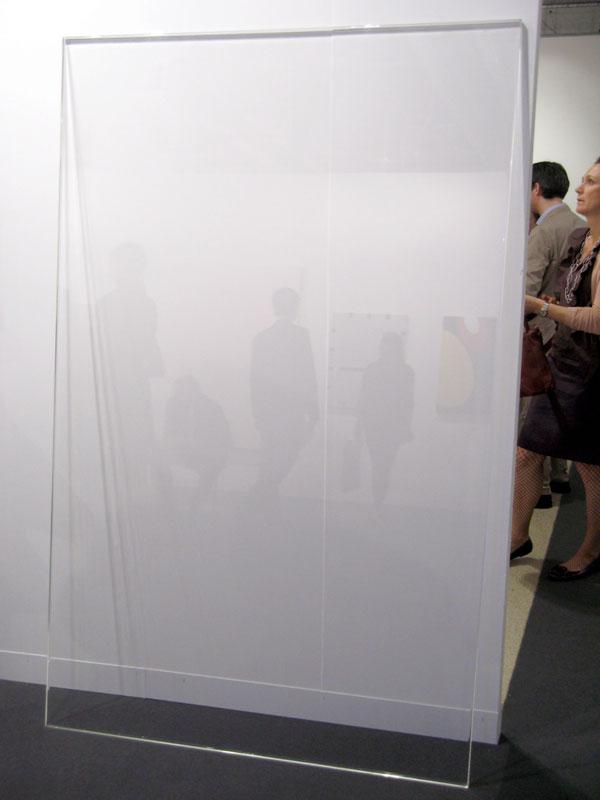 Gerwald Rockenschaub, Untitled, 1991