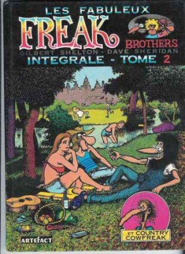 Gilbert Shelton, Les fabuleux Freaks brothers, 1982