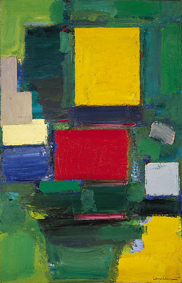 Hans Hofmann, The Gate, 1959-1960