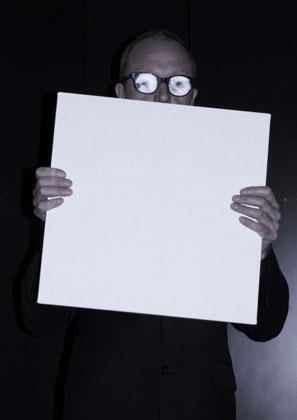Heimo Zobernig, Monochromes, Simon Lee Gallery invitation card, 2009
