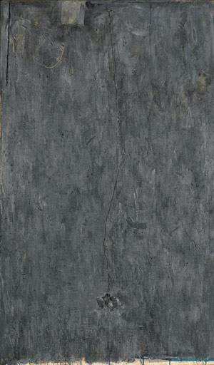 Jasper Johns, No, 1961
