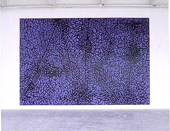 Jessica Diamond, Me Constellation, 1992-93