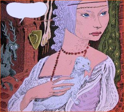 Joann Sfar, L ancien temps (Le Roi N embrasse Pas), 2009