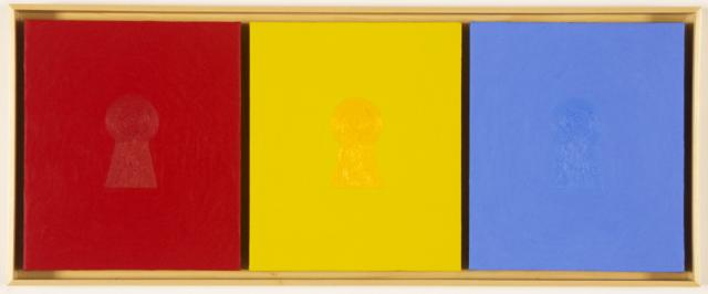 John Eden, Who's Afraid of Piet and Barney's Red, Yellow & Blue?, 2005