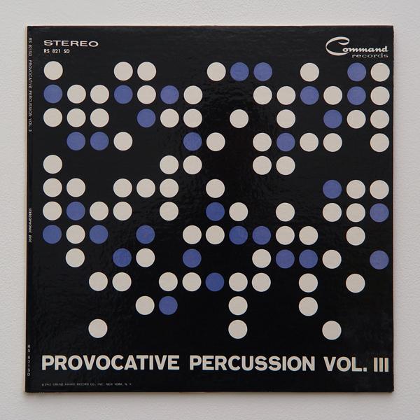 Josef Albers, Provocative Percussion (Volume 3), 1961