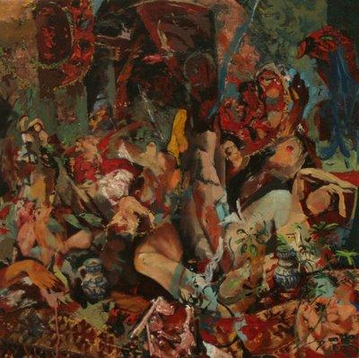 Katherine Sullivan, Turkish Bath I, 2005