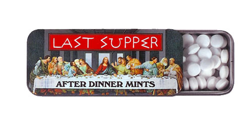 Last Supper After Dinner Mints, 2006