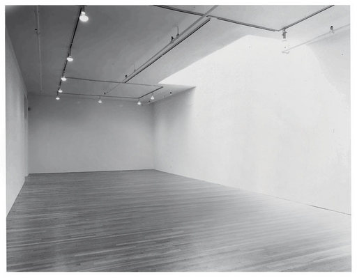 Laurie Parsons, Lorence-Monk Gallery, New York, 1990