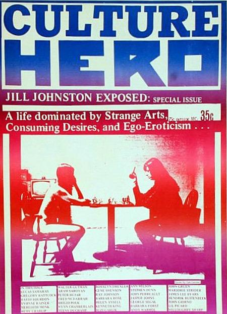 Les Levine, Culture Hero, 1970