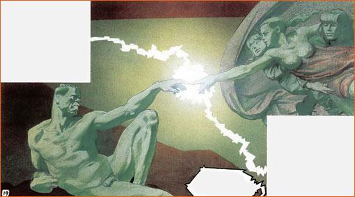 Liberatore, in RanXerox (Amen !), 1996