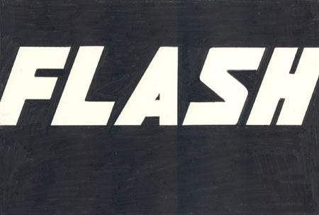 Marcel Van Eeden,  Flash, 2001