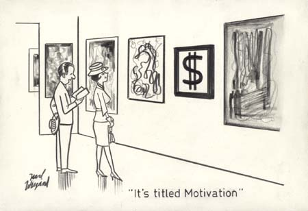 Marcel van Eeden, motivation, 2006