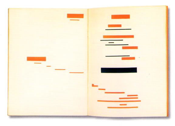 Mario Diacono, JCT 1, a MeTrica nABOOlira, 1968, San Francisco, Futura Press, 25x19cm, 32 pp.