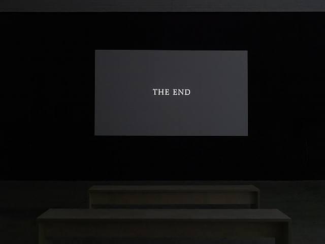 Mark Wallinger, The End, 2006