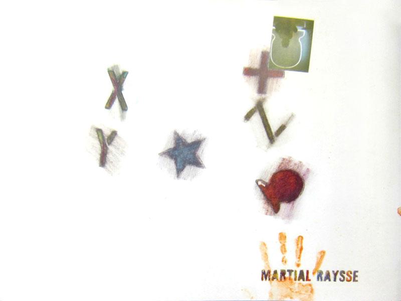 Martial Raysse, X, Y, Z
