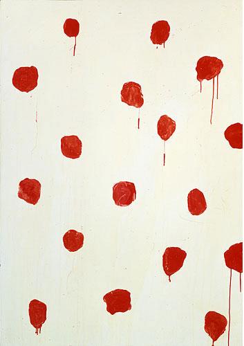 Mary Heilmann, Rosebud, 1983