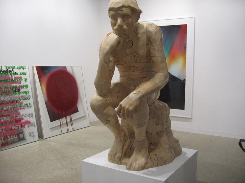 Matt Johnson, Puzzleman, 2008