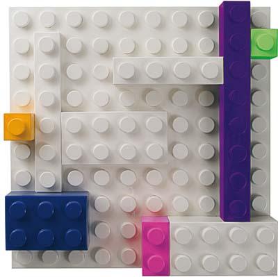 Matteo Negri, Lego Mondrian, Lego 34.09, 2009