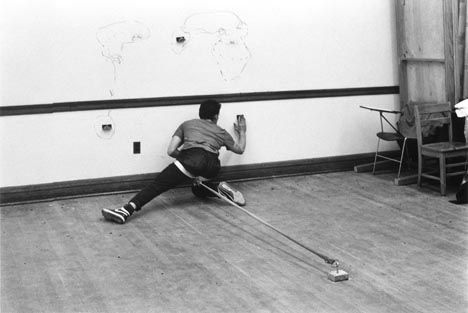 Matthew Barney, Drawing Restraint, 1988-89