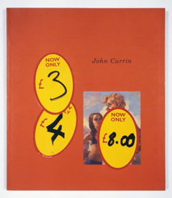 Matthew Higgs, Photograph of a book (John Currin), 1999, épreuve couleur, 42 x 37 cm