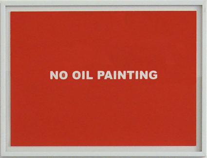 Matthew Higgs, Portrait (Landscape), 2006