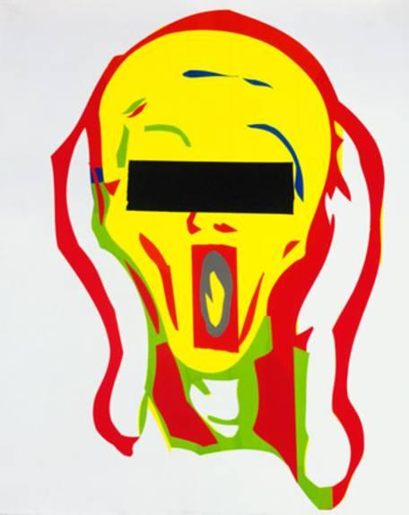Nic Hess, The Scream, 2000