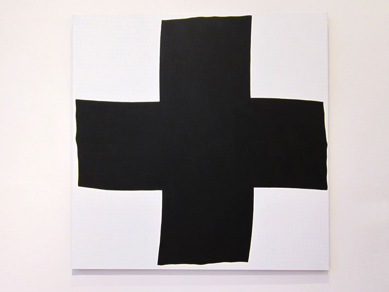 Nicolas Chardon, Croix noire, 2008