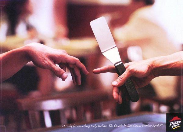 Ogilvy & Mather Advertising, Pizza Hut, 2003