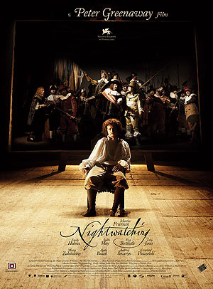 Peter Greenaway, Nightwatching, 2007