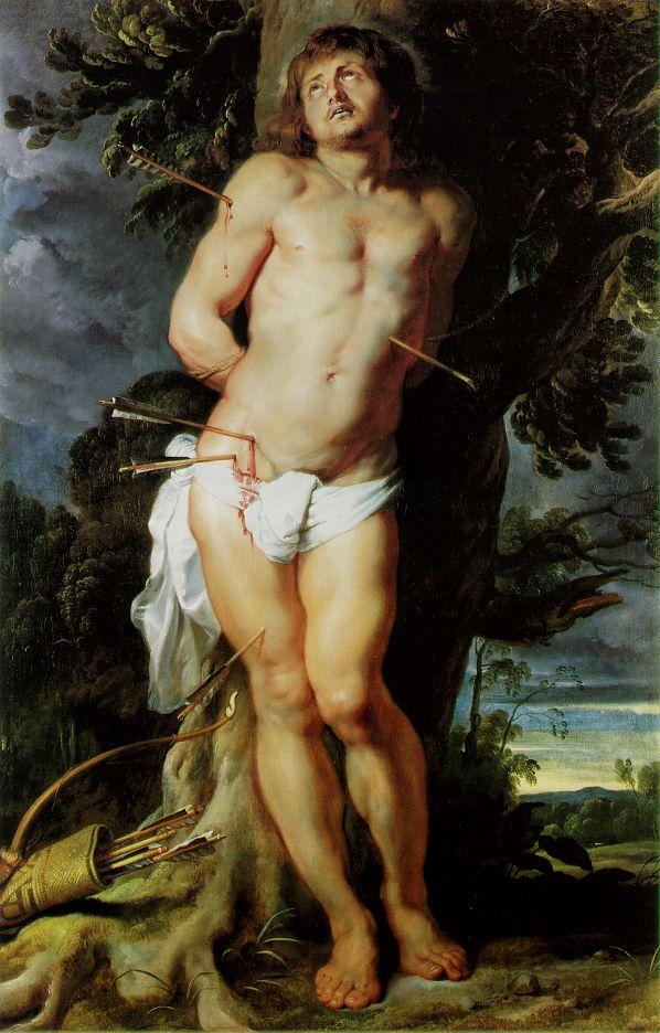Peter Paul Rubens, St. Sebastian, 1618