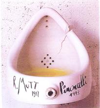 Pierre Pinoncelli, 1993