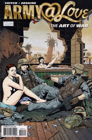 Rick Veitch, Gary Erskine, Army@Love, 2007